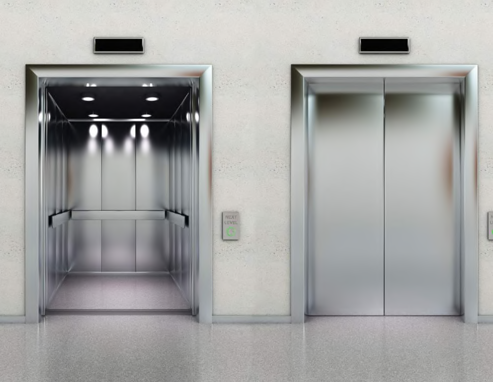 Cleaning and Disinfecting Elevators